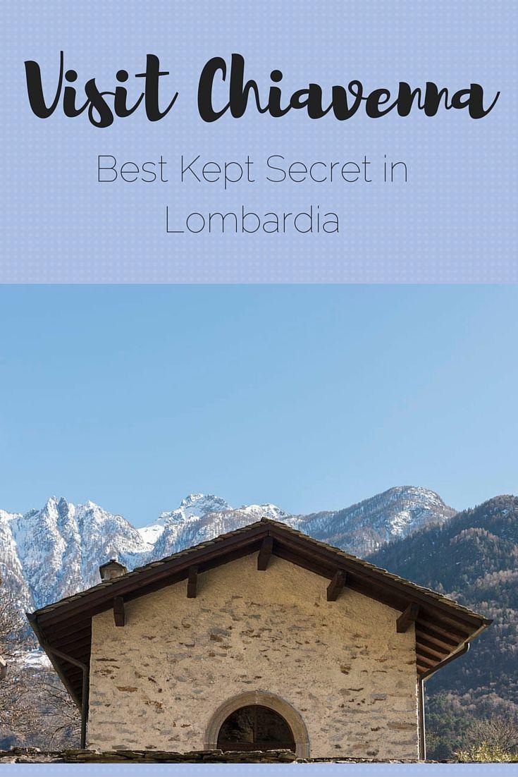 Chiavenna - Mountain Paradise in Lombardia | Italy trip ...