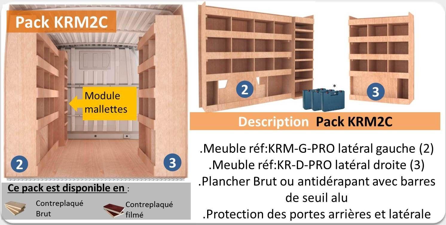 Aménagements bois Packs - alaska france (version pour