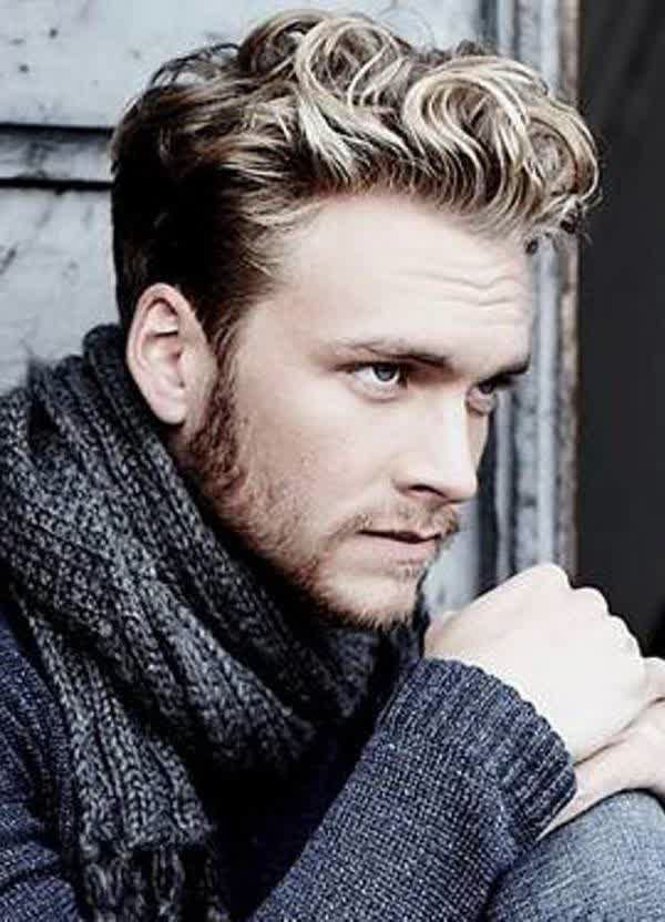 Curly Hairstyles Men Fair Curly Hairstyles For Men With Beard ~ Best Hairstyles  Hair