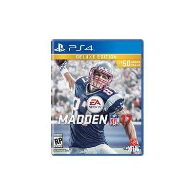 Madden Nfl 17 De Ps4