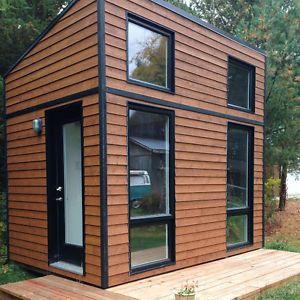 Mini Maison Tiny House A Vendre Victoriaville Centre Du Quebec