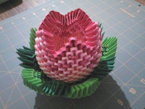 Pin By Justyna Ju On Origami 3d Modular Origami Useful Origami Origami