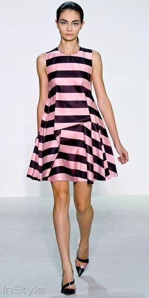 İlkbahar Modası: Çizgiler-Dior