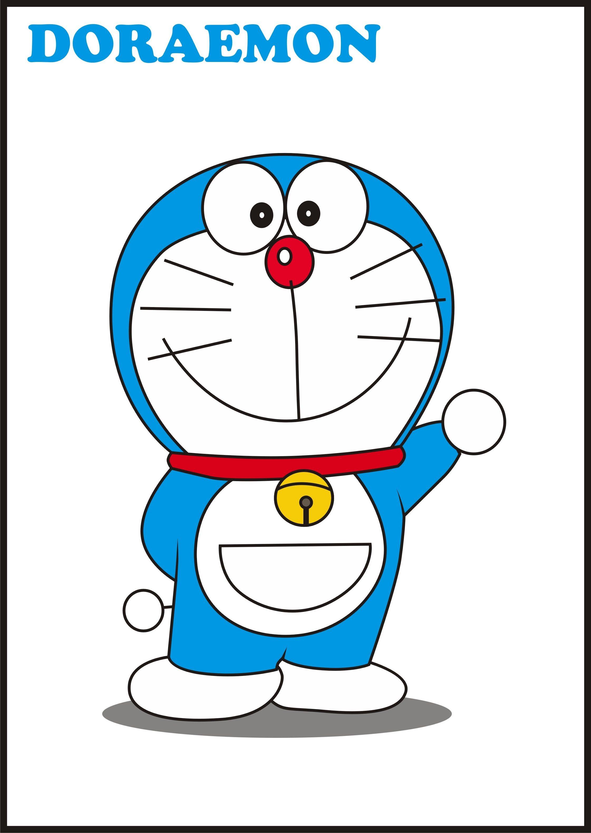 Download 55 Gambar Doraemon Yg Imut Gratis
