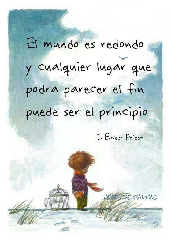 El Principio Del Fin Frases Frases Reflexion Y Frases