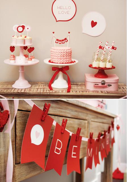 La decoraci n de mis mesas decoraci n cl sica para san for Ideas decoracion san valentin