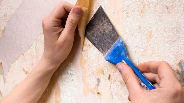 Decoller Du Papier Peint Les 3 Methodes Faciles Bricolage Et