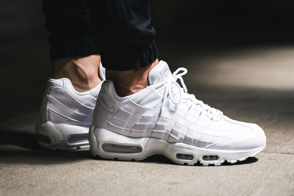 Nike Air Max 95 OG Womens WhitePure