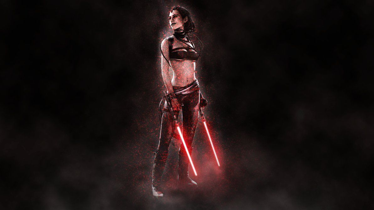 Star Wars Sith Girl Wallpaper By Aidenpearce5 Star Wars Sith Girl Wallpaper Star Wars