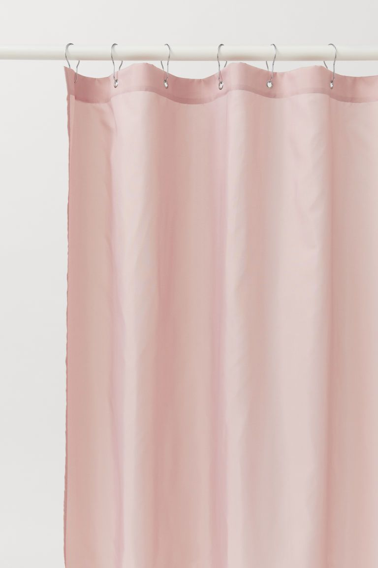 Shower Curtain With Images Pink Shower Curtains Shower