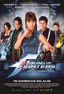 The King Of Fighters (2010) [DVD] 146MB English Movie Free Download