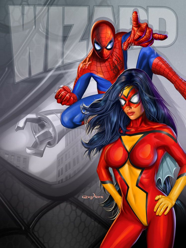 spiderman and spider woman sex