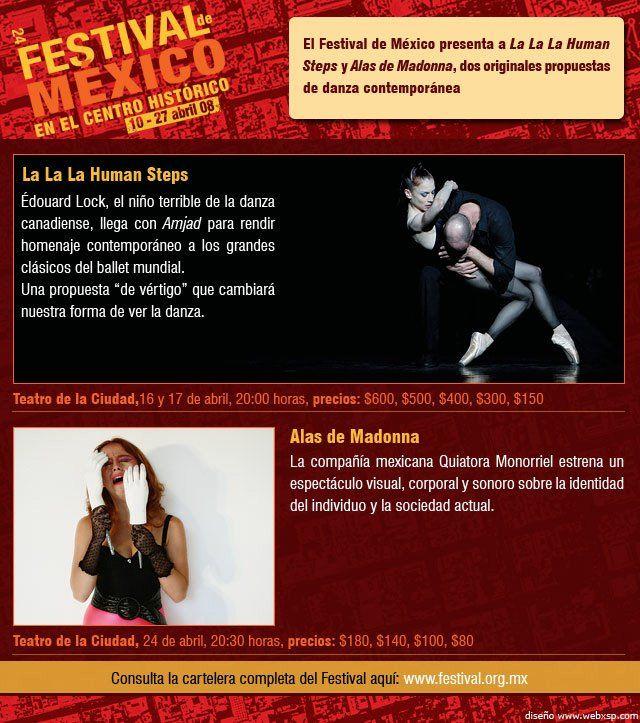 Mailing Festival México