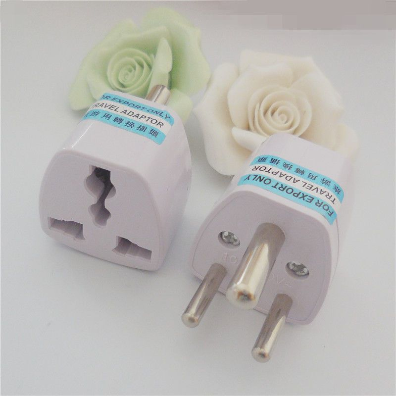 US EU AU UK TO South Africa AC plug power supply for export only travel adapter