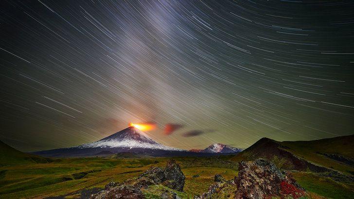 Collection Of Windows Spotlight Wallpapers Landscape Hd Volcano Activities Landscape World Best Photos