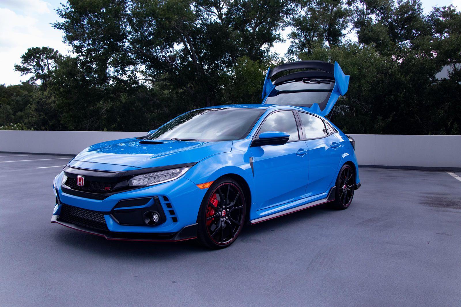 2020 Honda Civic Type R Test Drive A Flawless Hot Hatch Experience In 2020 Honda Civic Type R Honda Civic Civic