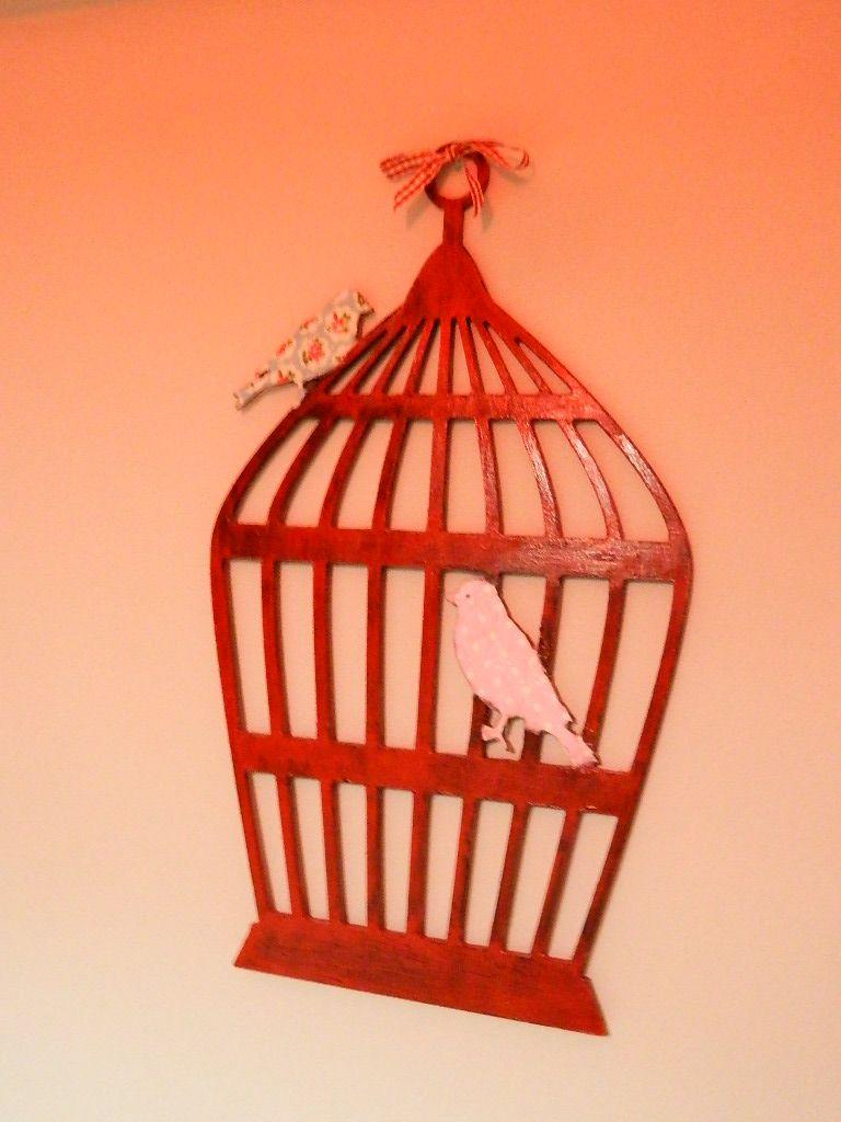 Kuş Kafesi Eskitme Woodpaint Ahşap Boyama Pinterest