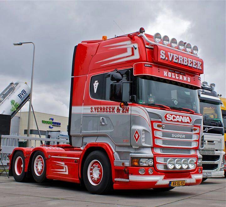 Scania Verbeek
