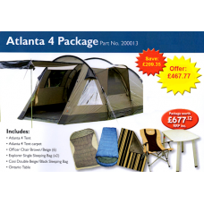 Royal Atlanta 4 Tent Package - The Royal Atlanta 4 Family Tent Package is an extra  sc 1 st  Pinterest & Royal Atlanta 4 Tent Package - The Royal Atlanta 4 Family Tent ...
