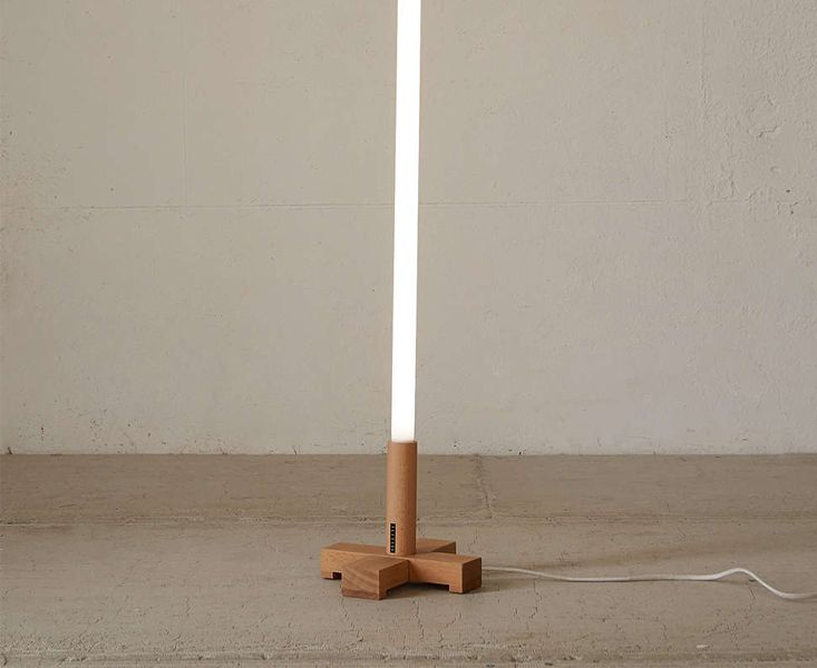 Design sleuth a blush colored neon tube light remodelista