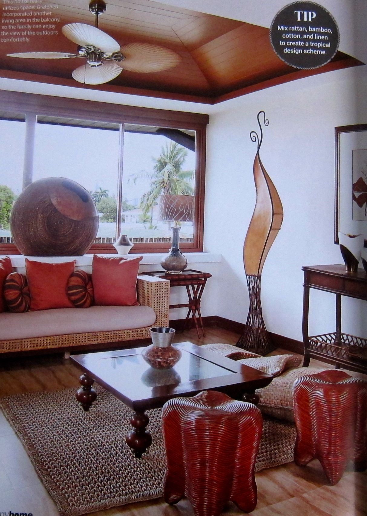 Gentil Modern Filipino Interiors