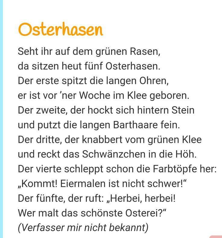 Ostern Spring Osterei Osterhase Gedicht Geschichten Fur Kdg Fur Gedicht Geschichten Kdg Os In 2020 Kindergarten Portfolio Kindergarten Mickey Easter