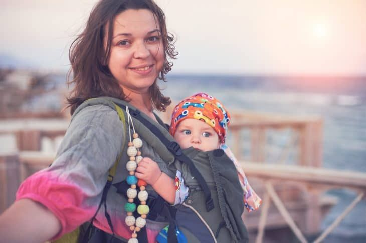 The Best Baby Carrier For Plus Size Moms Reviews Baby Stuff