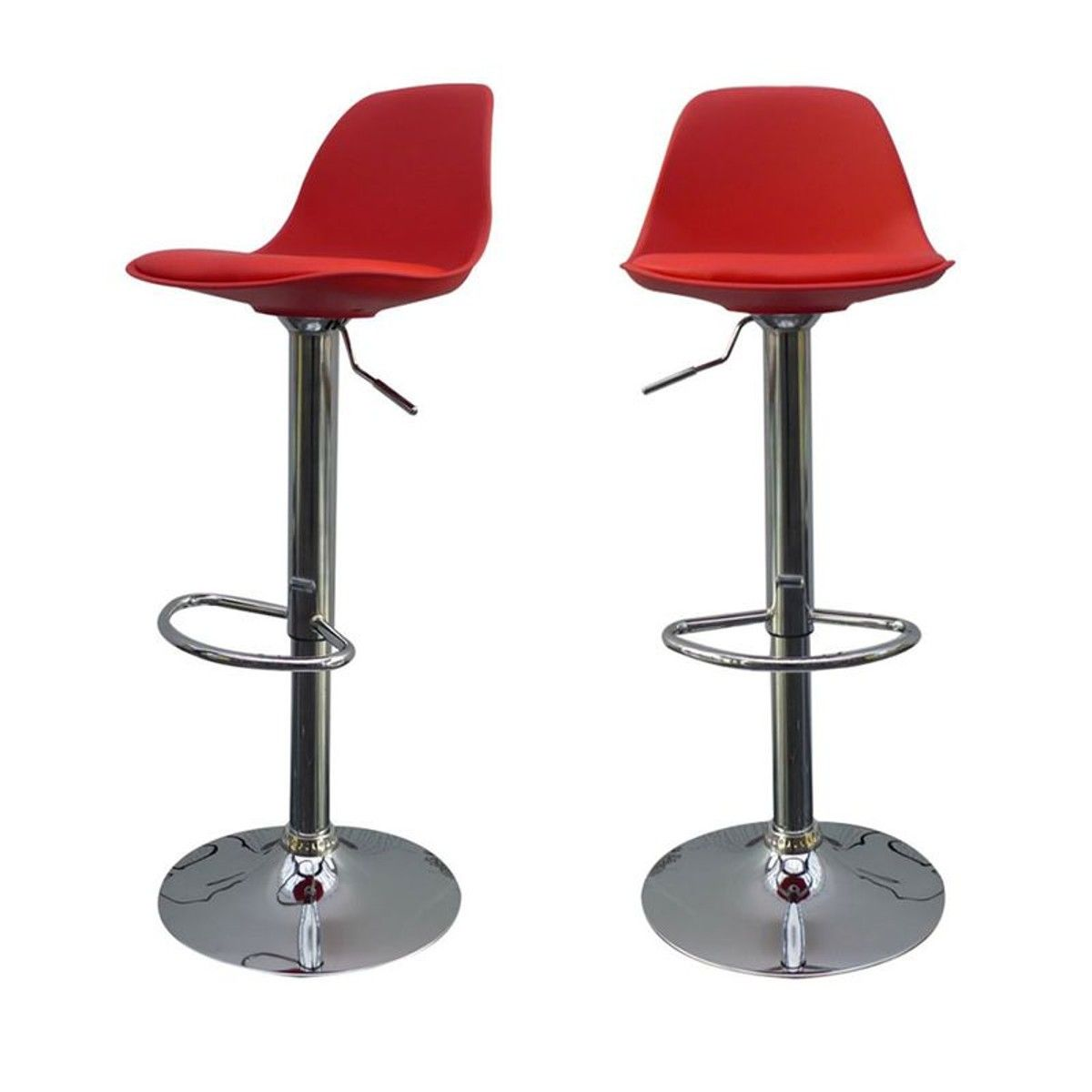 Tabourets De Bar Polypropylene Bobba 2 Tabourets De Bar Design Ideas For The House