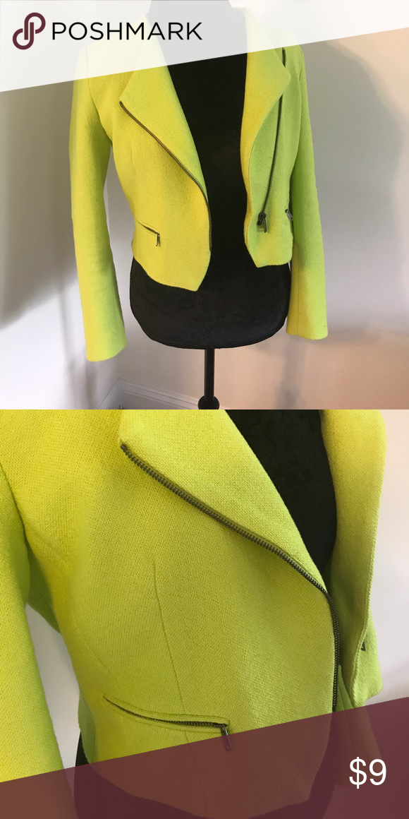 Zara jacket Great for this season, easy to combine Zara Jackets & Coats Blazers