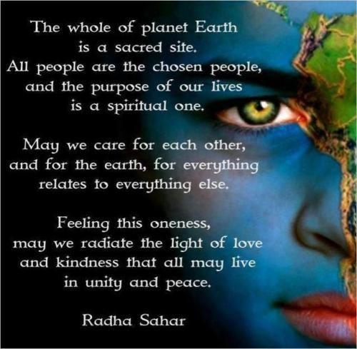 meet spiritual people