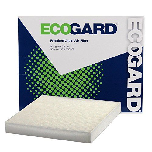 ECOGARD XC35519 Premium Cabin Air Filter Fits Honda Accord