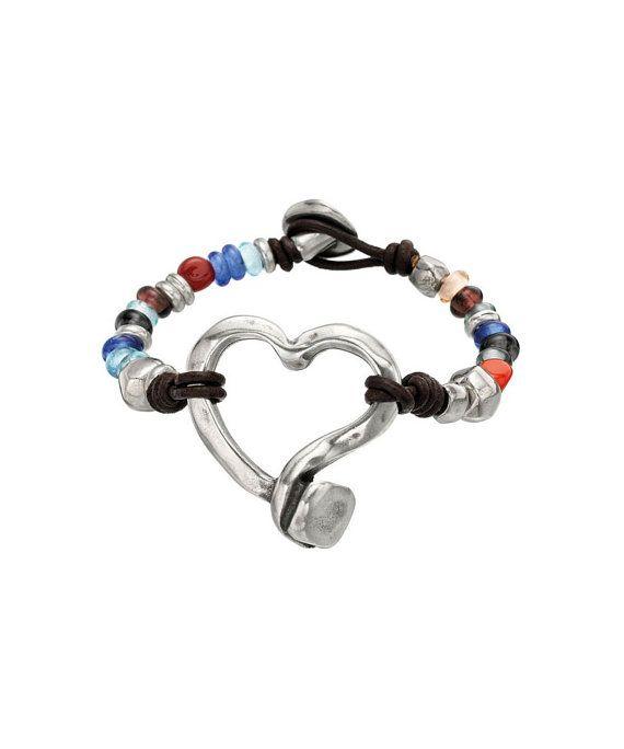 Authentic Uno de 50 woman's heart bracelet by MichaelsCapeCod