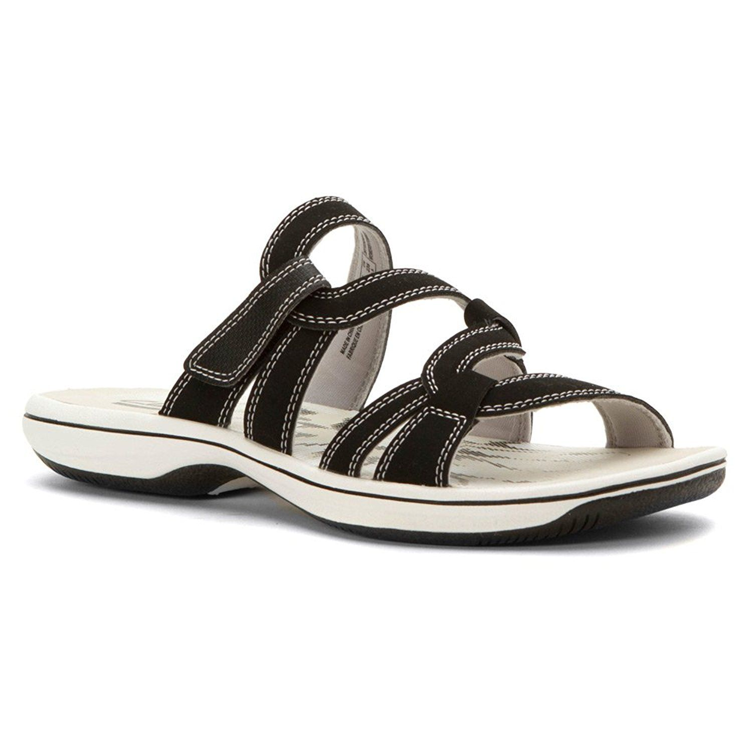 Clarks Women's Brinkley Lonna Hanging Sandals >>> Discover this special  product, click the image : Clarks sandals
