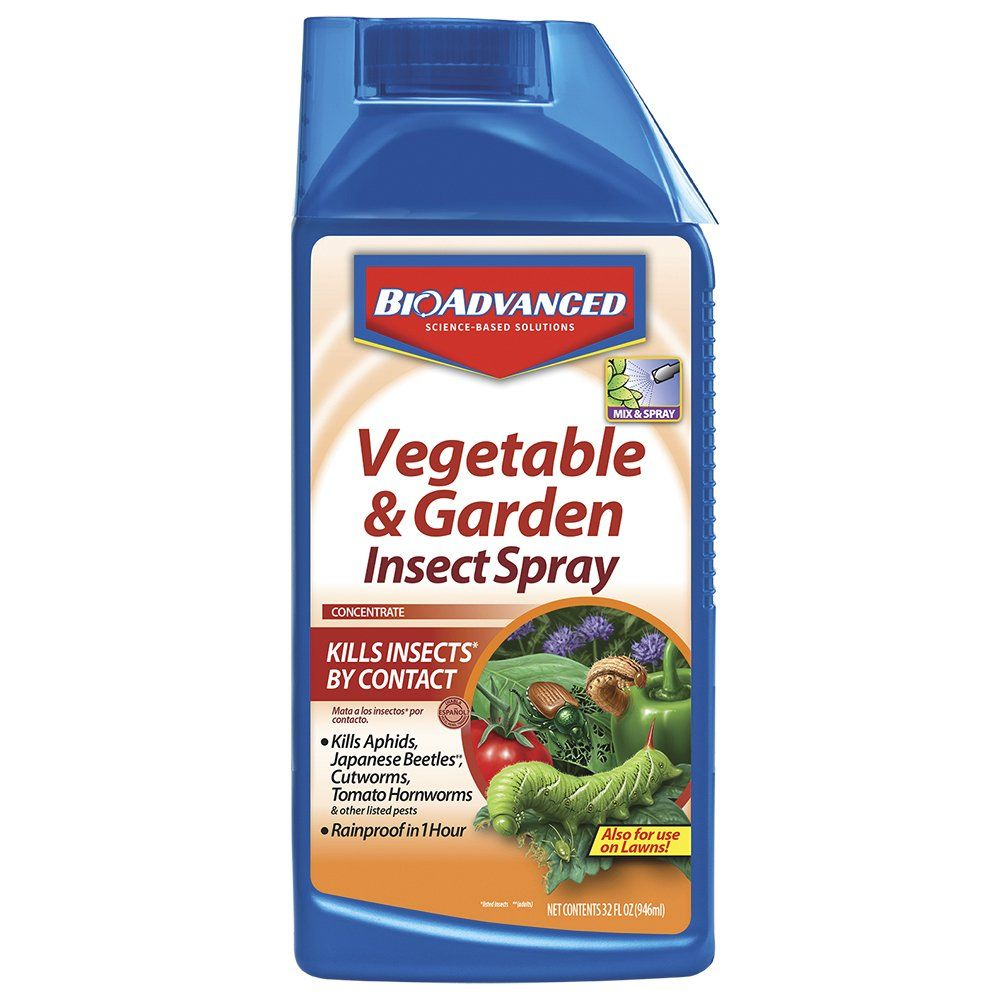 Bayer Advanced 701521 Vegetable And Garden Insect Spray