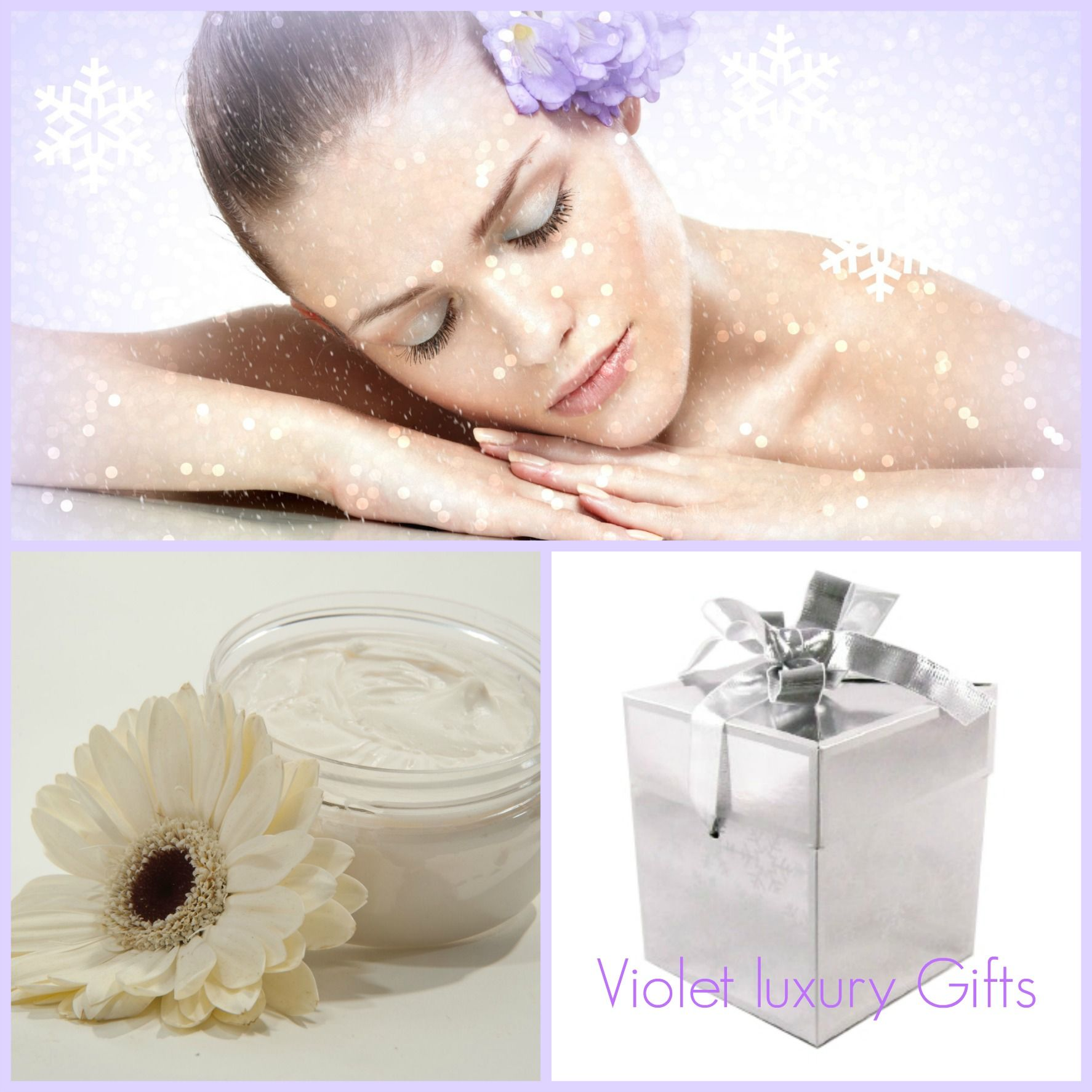 With only 3 more days until Christmas, the countdown to New Years has just begun. Start next year's giving early, with one of Violet's signature services or products www.VioletSkinBoutique.com