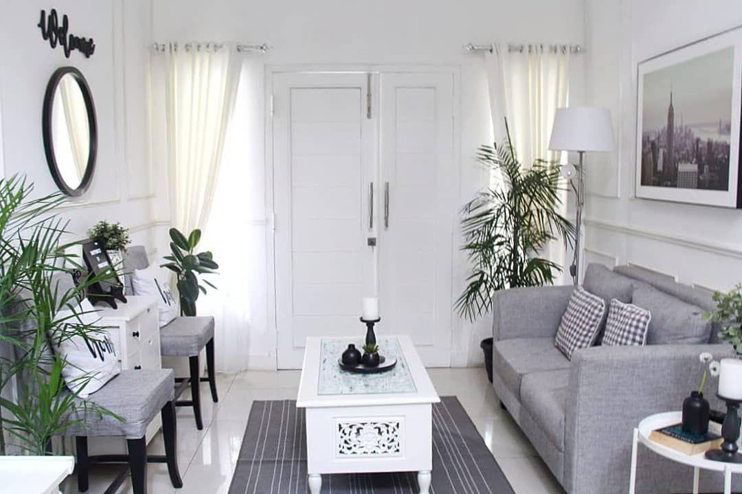 Ruang Tamu Yang Juga Menyatu Dengan Ruang Keluarga Ini Berukuran 3x4 7m Dibuat Open Spa Home Room Design Luxury Interior Design Living Room Luxury Living Room