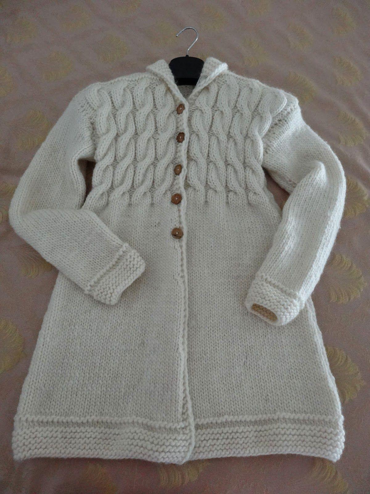 Imagenes de abrigos de lana para ninas