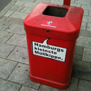Trash hamburg