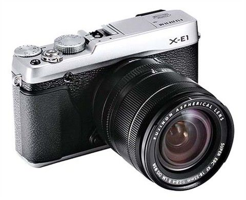 Fujifilm X-E1 leaks into view oozing vintage cool