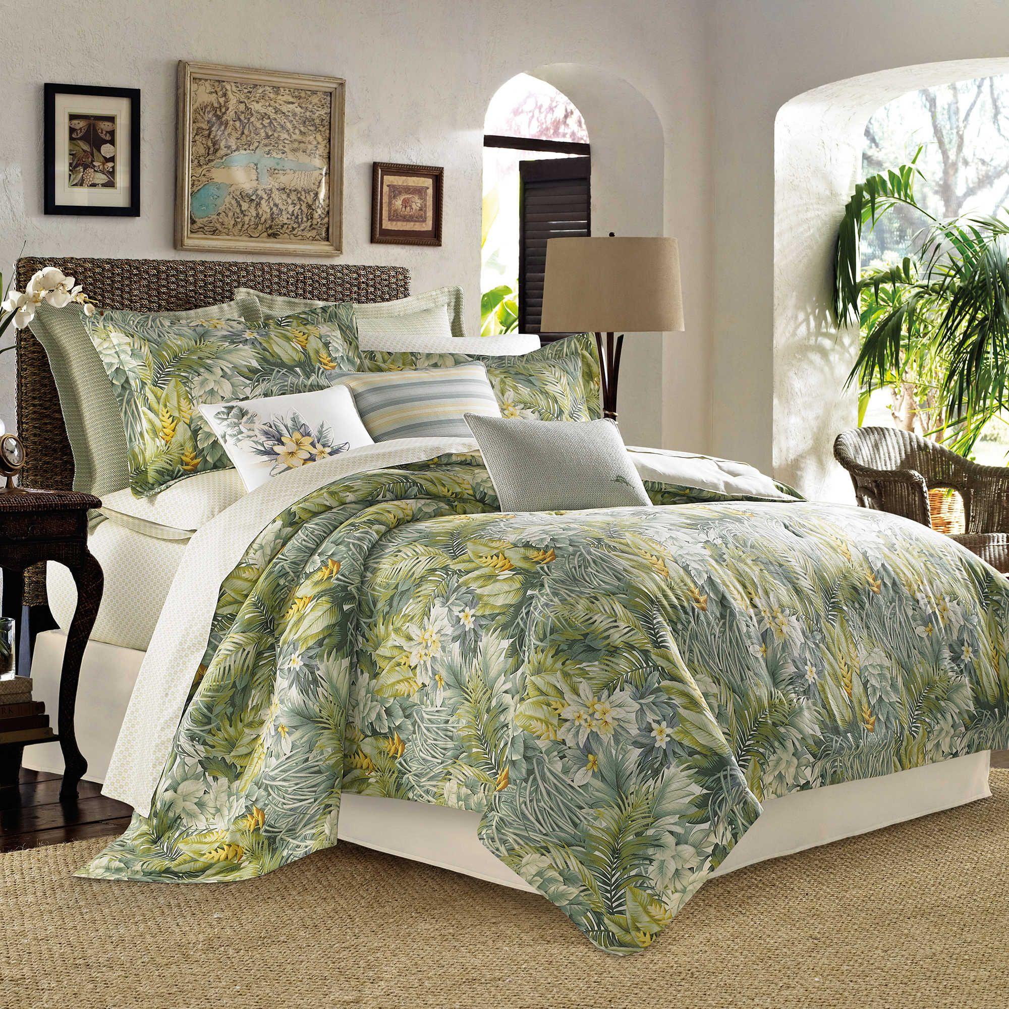 Tommy Bahama Cuba Cabana King Comforter Set Comforter Sets