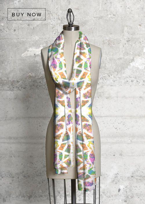 Modal Scarf - Ikat Style by VIDA VIDA BRaeosLHa