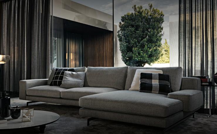 Explore Furniture Showroom, Minotti Furniture, And More! Minotti Sherman