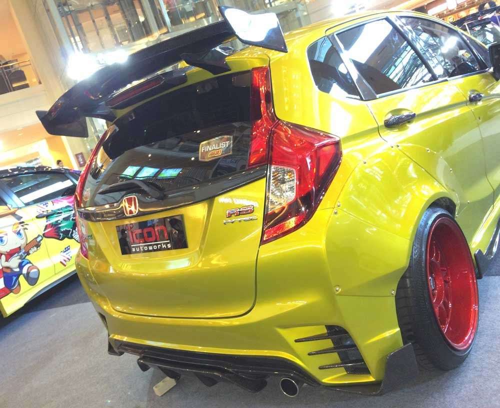 Pin Oleh Xyrene Di Honda Modifikasi Mobil Mobil Honda
