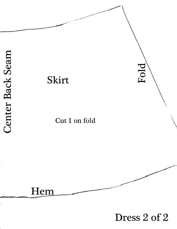 American Girl Dress Pattern | Craft Ideas | Pinterest