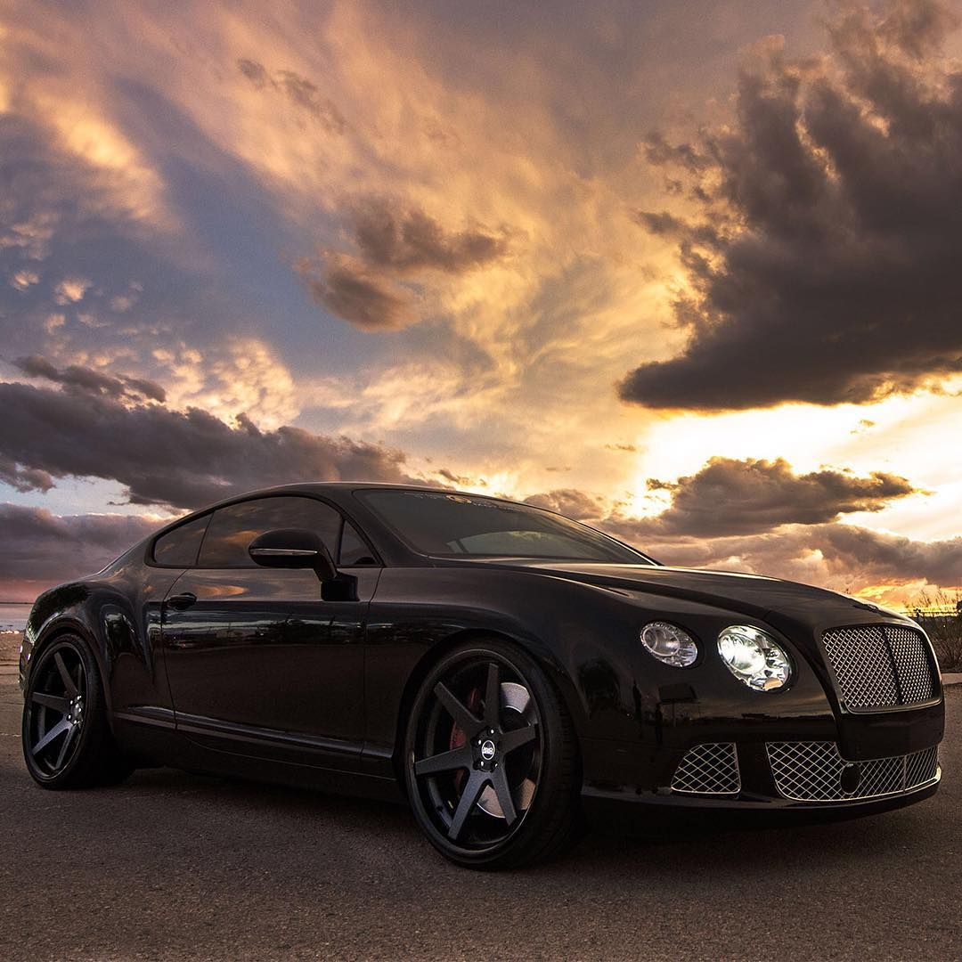 """Welcome To The Car Game On Instagram: """"@ConceptOneWheels Bentley Continental GT"""