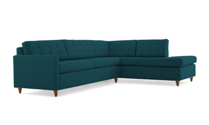 Best Eliot Bumper Sleeper Sectional Sleeper Sectional Pull 400 x 300