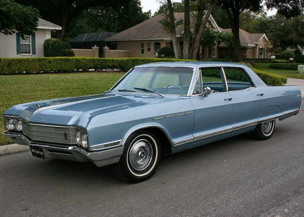 All American Classic Cars Buick Electra Door Sedan