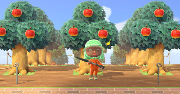 Check Out This Animal Crossing New Horizons Switch Acnh Guide On How To Build An Orchard Learn About Orchard L In 2021 Animal Crossing Orchard Design Space Animals