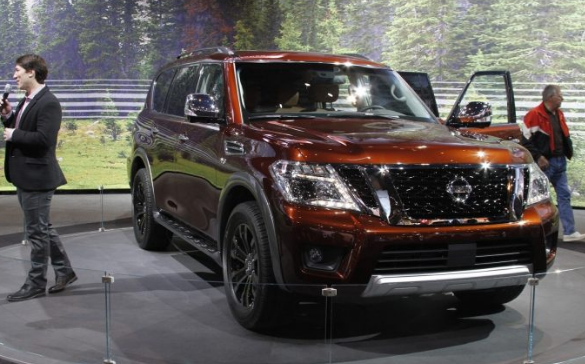 2020 Nissan Patrol Diesel Specs Price Concept Nissan Patrol Is That Significantly Strapped Keep Track Of The Japanese Automaker S Famous Beginnings Mainly B