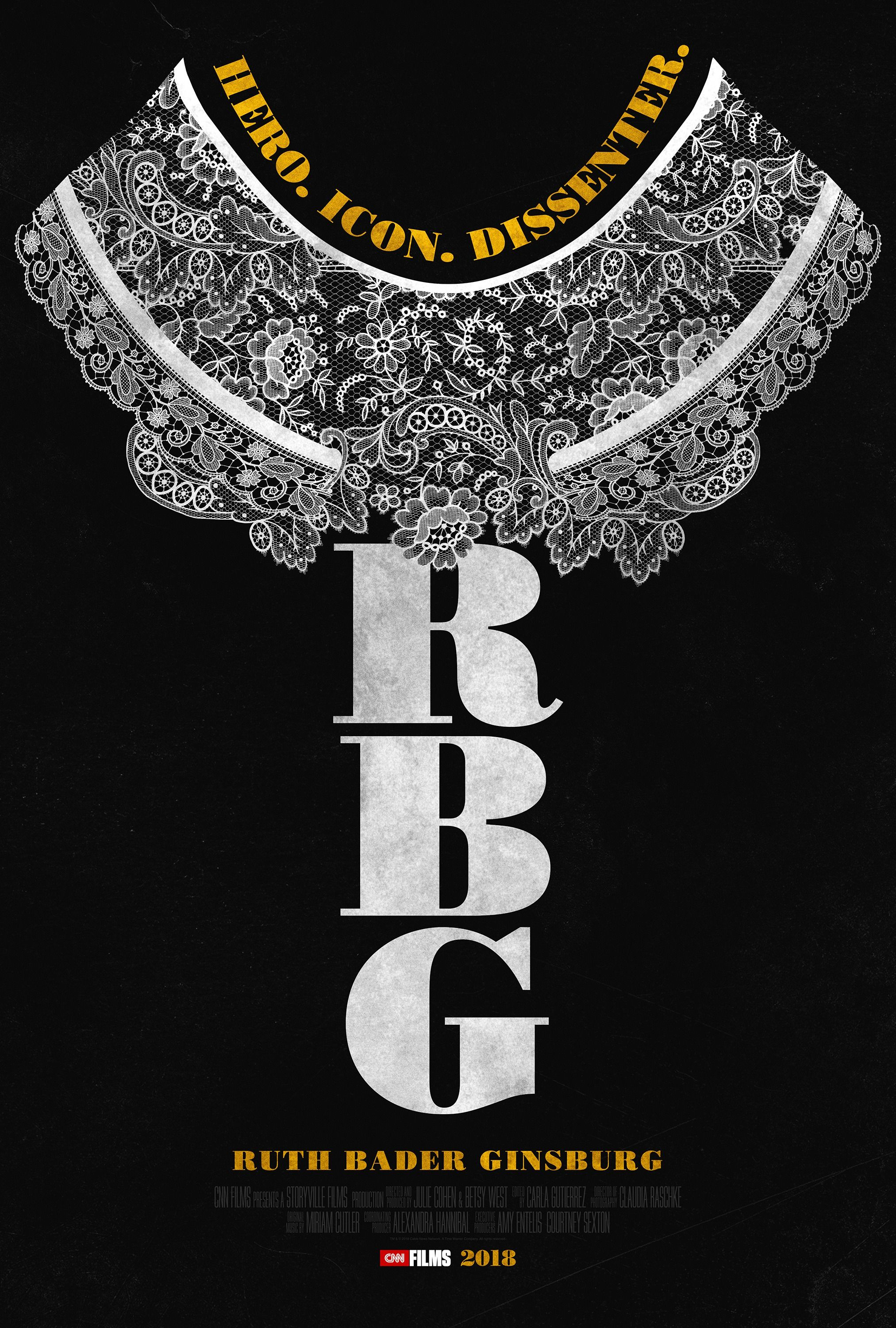 Image result for rbg hd poster hulu